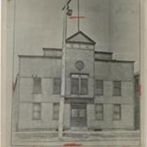 Buildings Stern Turn Hall Kenilworth Rd. nd