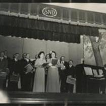"""""""Zvon"""" Slovenian Singing Society 1940s"""