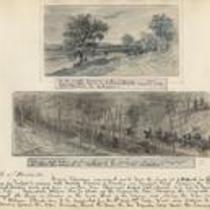 James E. Taylor Sketchbook page 336