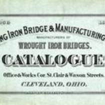 King Iron Bridge & Manufacturing Co. catalog