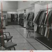 Businesses: Bond Clothing 1950s