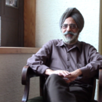 Paramjit Singh Oral History Pt. 1