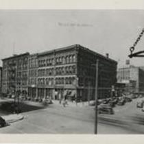 St. Clair at W6th 1930s