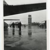 Airports Cleve Municipal Airport 1950s