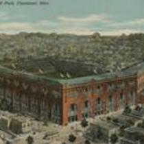 The New Base Ball Park, Cleveland, Ohio
