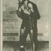 Carl Stokes boxing
