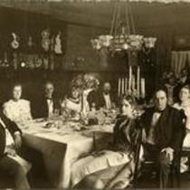 Hanna-McKinley dinner party