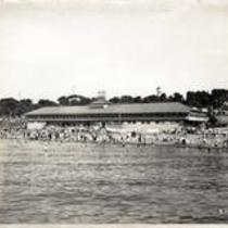 Euclid Beach Park bath house