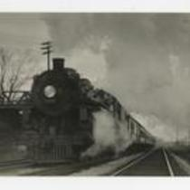 Railroads New York Central System 1910s-1920s