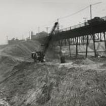 Bridges East 34th Street Bridge 1940s