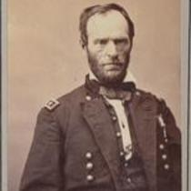 Gen. William T. Sherman.