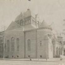 Willson Ave. Temple (Tifereth Israel) 1890s