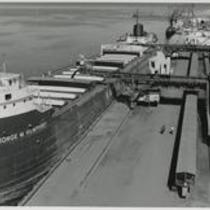 Cuyahoga River 1950s
