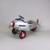 Pursuit Plane Pedal Car (Replica)