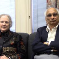 P.K. and Virginia Saha Oral History Pt. 1