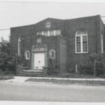 Shomrei Hadath Synagogue 1960s