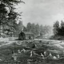 James A. Garfield birthplace