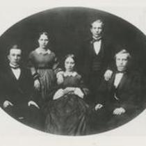 J. D. Rockefeller family