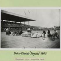Baker Electric Torpedo